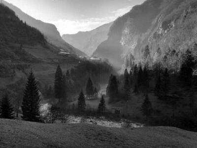 Centrale e Diga di Val Schener
