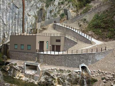Centrale per il recupero DMV di Val Schener