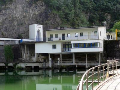 Centrale di Val Schener